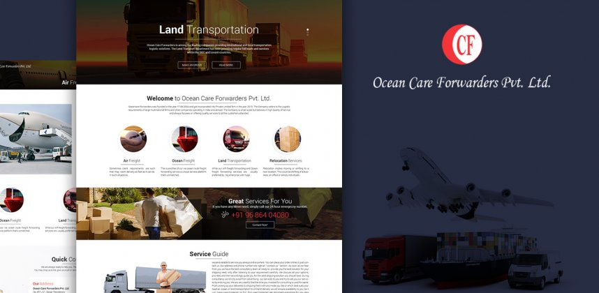 Ocean Care Forworders Pvt. Ltd.