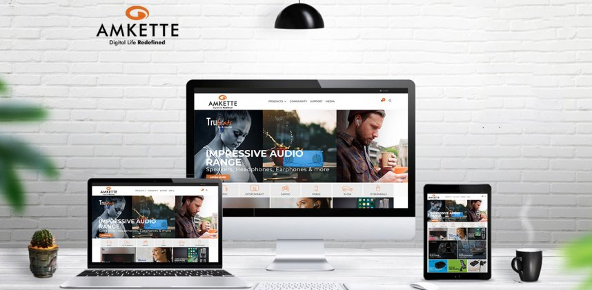 Amkette – Digital Life Redefined