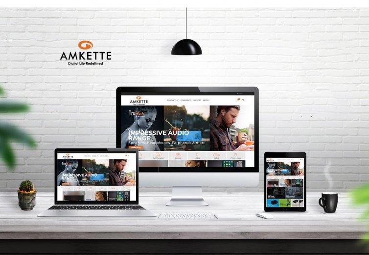 Amkette – Digital Life Redefined