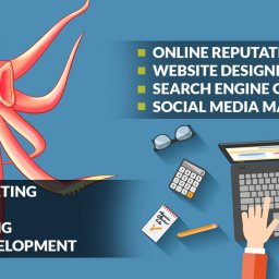 Digital Marketing Octopus